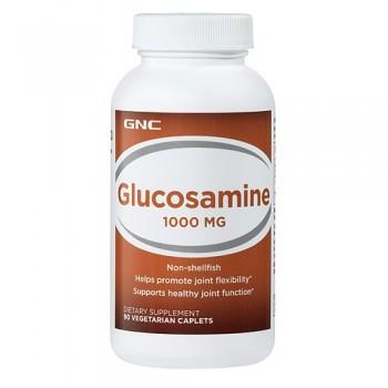 GNC GLUCOSAMINE 1000 90 капсул