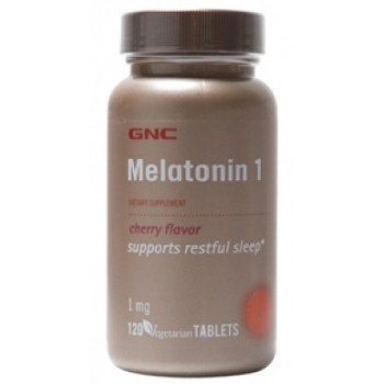 GNC MELATONIN 1 SUBLINGUA 120 капсул