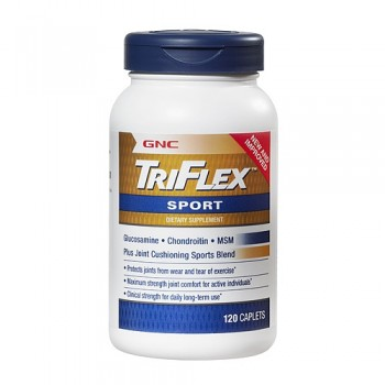GNC TRIFLEX SPORT 120 капсул