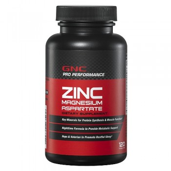GNC ZMA 120 капсул