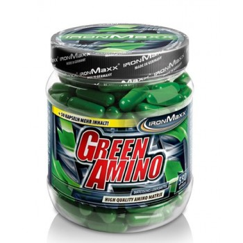 IronMaxx Green Amino 550 капсул