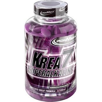 IronMaxx Krea 7 SuperAlkaline 180 таблеток