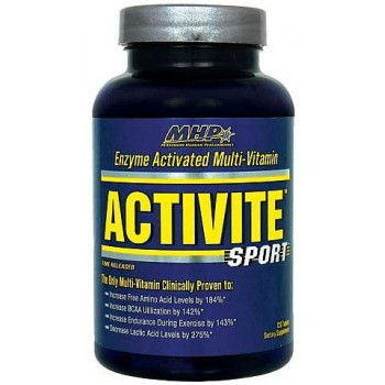 MHP Activite Sport 120 таблеток