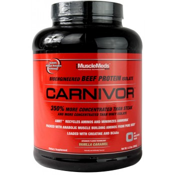 Muscle Meds CARNIVOR MASS 2700 грамм