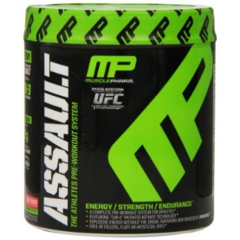 Muscle Pharm Assault 290 грамм