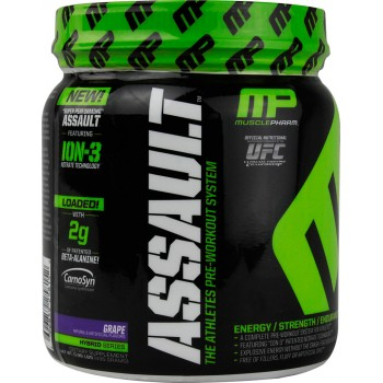 Muscle Pharm Assault 425 грамм