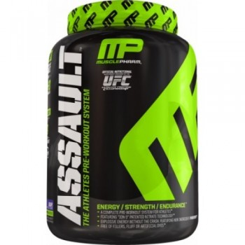 Muscle Pharm Assault 725 грамм