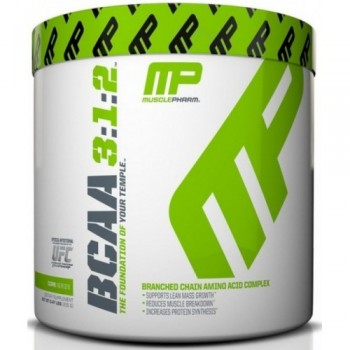 Muscle Pharm BCAA 3:1:2 Powder 215 грамм