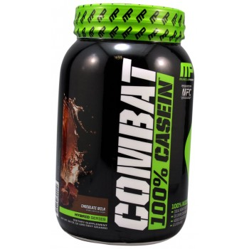Muscle Pharm Combat 100% Casein 900 грамм
