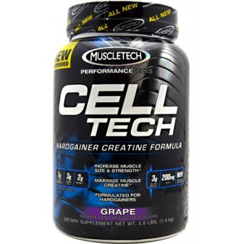 MuscleTech Cell-tech performance 1360 грамм