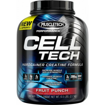 MuscleTech Cell-tech performance 2720 грамм