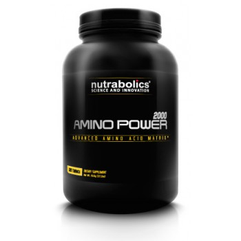 NutraBolics Amino Power 2000 325 таблеток