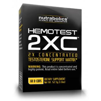 NutraBolics HemoTest 2XC 60 таблеток