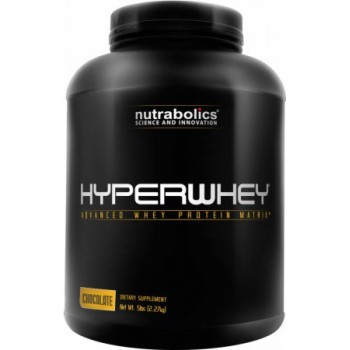 NutraBolics HyperWhey 2,27 кг