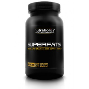 NutraBolics SuperFats 120 капсул