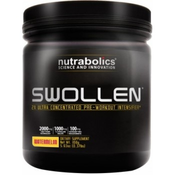 NutraBolics Swollen Powder 168 грамм