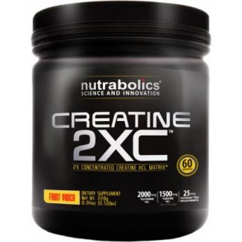 Nutrabolics CREATINE 2XC 288 грамм