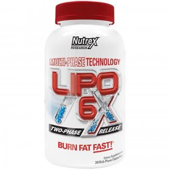 Nutrex Lipo-6 X 120 капсул