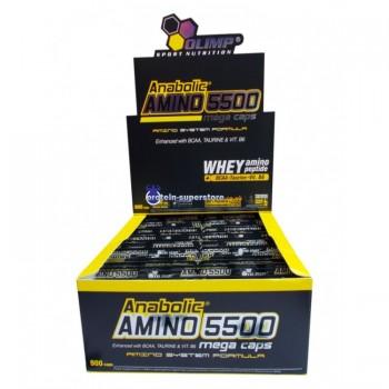 Olimp Anabolic amino 5500 mega caps (30Х30капс)