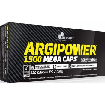 Olimp ArgiPower 1500 Mega Caps 120 капсул
