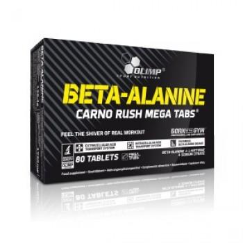 Olimp Beta-Alanin CARNO RUSH 80 таблеток