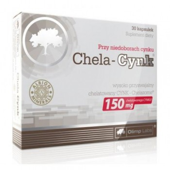 Olimp Chela-Cynk 30 капсул