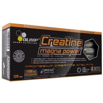 Olimp Creatine Magna Power 120 капсул