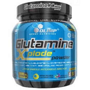 Olimp Glutamine Xplode 500 грамм