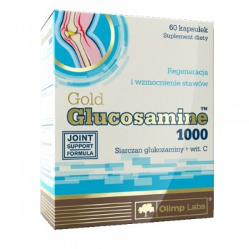 Olimp Gold Glucosamine 1000 60 капсул