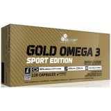Olimp Gold Omega-3 SPORT 120 капсул