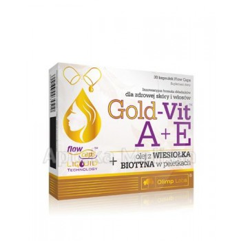Olimp Gold Vit A+E 30 капсул
