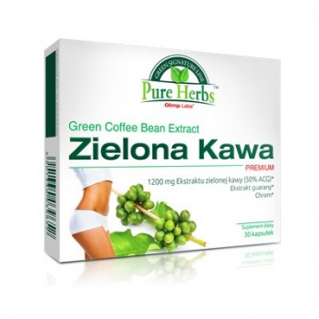 Olimp Green Coffee 30 капсул