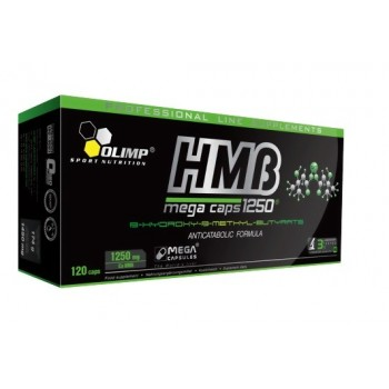 Olimp HMB Mega Caps 120 капсул
