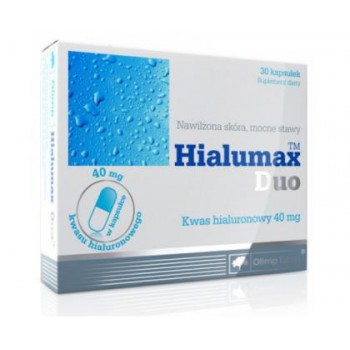 Olimp Hialumax Duo 30 капсул