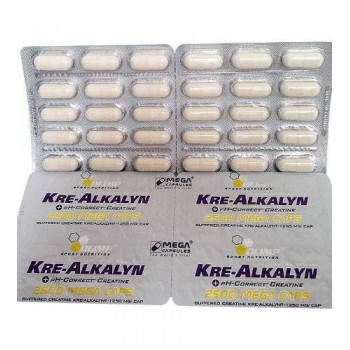 Olimp Kre-Alkalyn 2500 Mega Caps 30 капсул