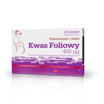 Olimp Kwas foliowy 30 таблеток