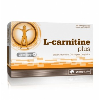 Olimp L-Carnitine plus 80 таблеток