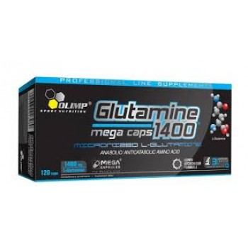 Olimp L-Glutamine Mega Caps 120 капсул