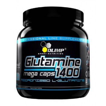 Olimp L-Glutamine Mega Caps 300 капсул