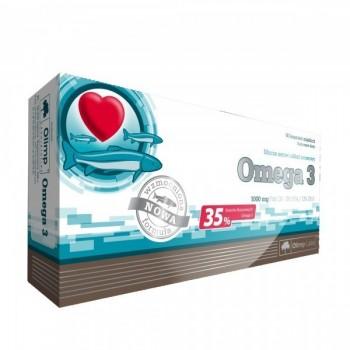 Olimp Omega 3 (35%) 1000мг 60 капсул