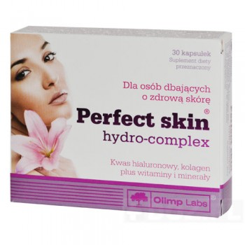 Olimp Perfect Skin Hydro 30 капсул