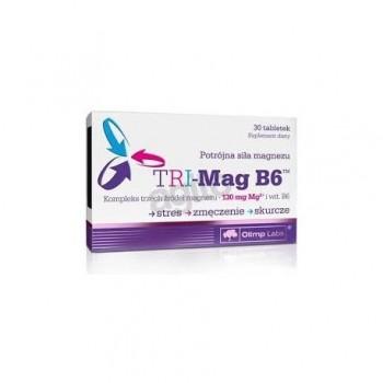 Olimp TRI- Mag B6 30 капсул