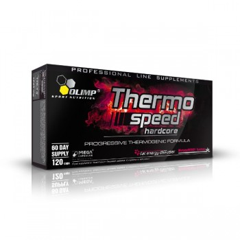 Olimp Thermo Speed  Hardcore 120 капсул