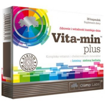 Olimp Vitamin Plus 30 капсул