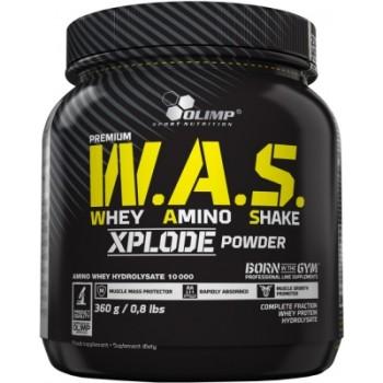Olimp W.A.S. Whey Amino Shake Xplode 360 грамм