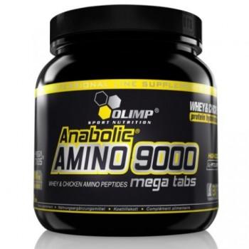 Olimp Whey Amino 9000 300 таблеток