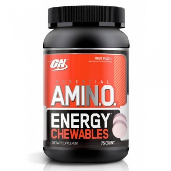 Optimum Amino Energy Chewebles 75 таблеток