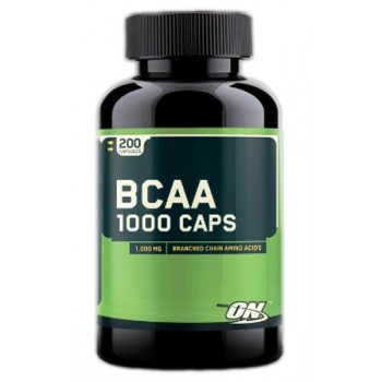 Optimum BCAA 1000 200 капсул
