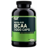 Optimum BCAA 1000 400 капсул