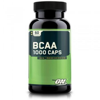 Optimum BCAA 1000 60 капсул